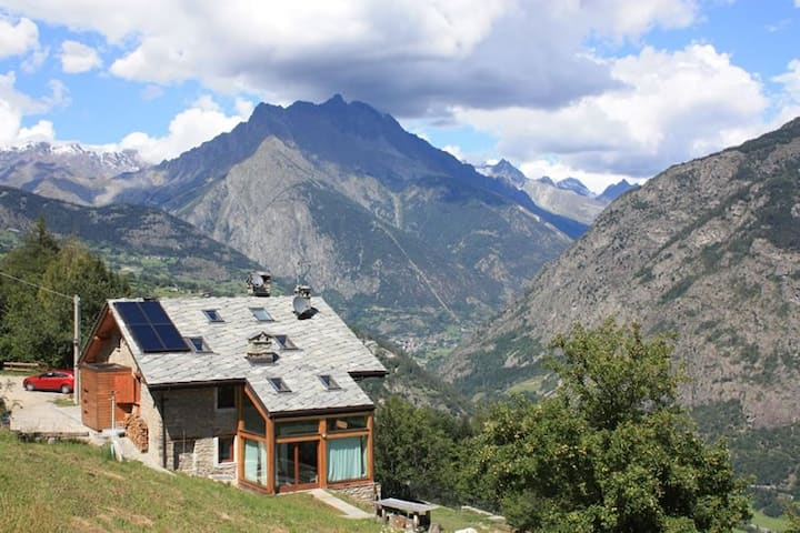 Terra Alpina. Apartment 3. Fantastic Alpine Views.