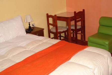 Barrio Inka Double Superior Room - Cusco - Bed & Breakfast