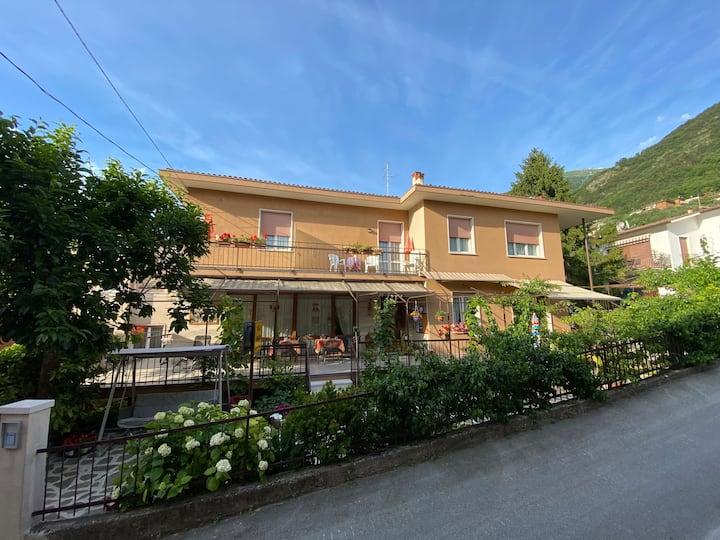 Villa Adriana affittacamere a Malcesine 4