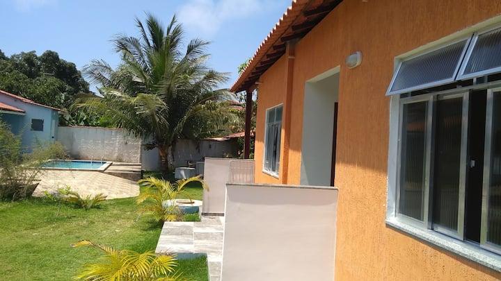 Na Ponta do Pai Vitorio e Mangue de Pedras.