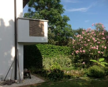 Double room with private bathroom - Aquileia - Rumah