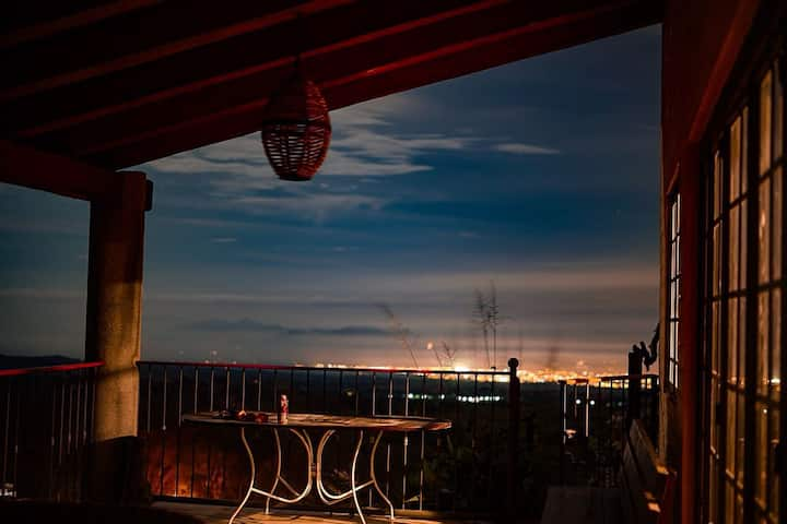 Miradores Casa única por sus Vistas Panoramicas