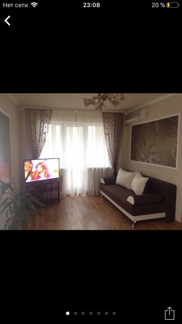 Уютная квартира на Донецк-сити