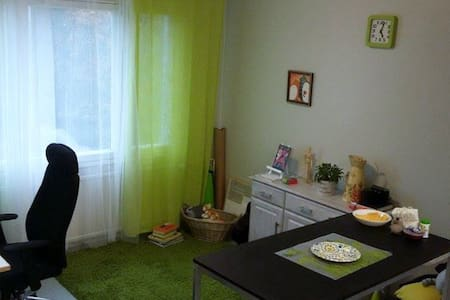 Affordable studio apartment in Skinnarilla, LPR - Lappeenranta - Apartemen