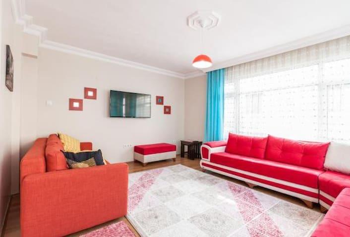 3 BedR+1 Livingroom  next 2d Blue Mosq!