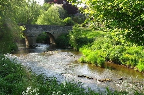 rifugio rurale, 6 posti letto, 10 minuti da Bath