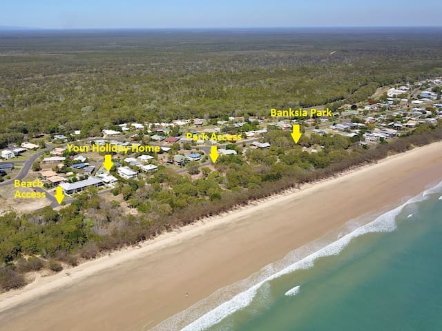 Fantasea Just metres from the beach Save up to 50%