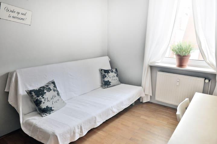 Przytulny pokój w samym centrum Poznania