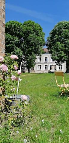 Belle demeure en Forêt de Fontainebleau
