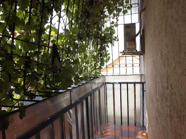 Частный дом для 2 гостей - 阿拉木圖 - 獨棟