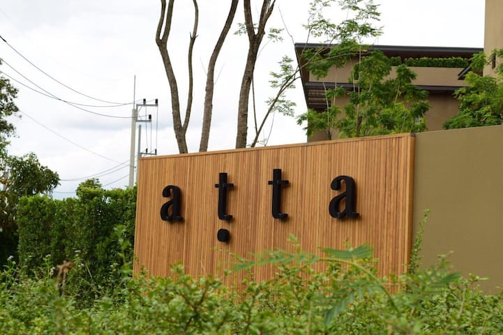 Atta Lakeside Resort Khaoyai