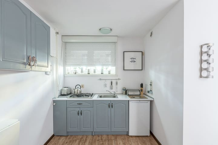 White Apartment - Wrocław