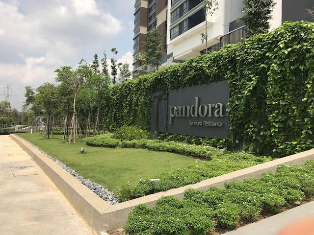 Metropark Pandora Bedroom 1303