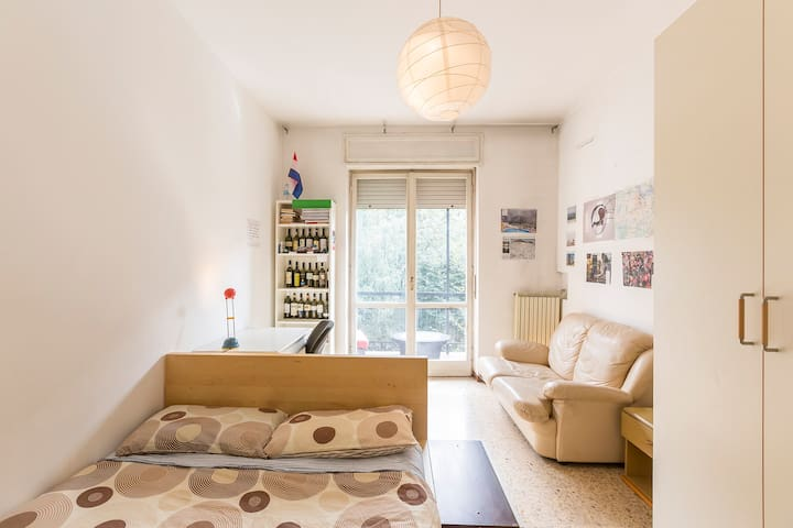 Double Room - Internet - Balcony - Milano - Apartment