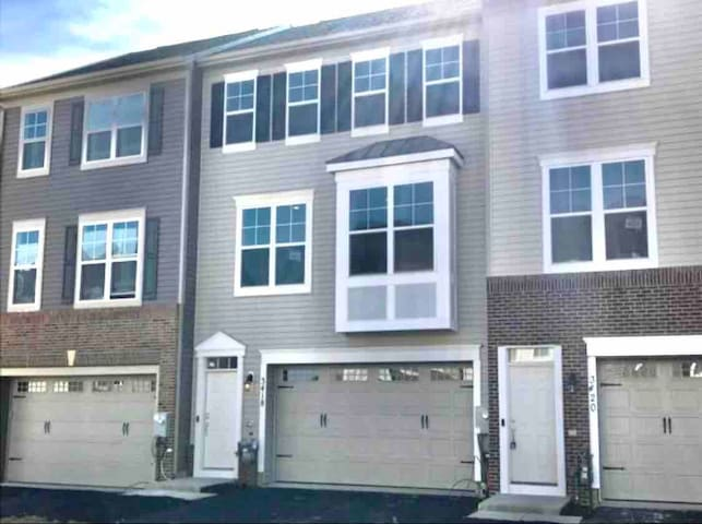 Quiet,safe & clean private basement- Silver Spring