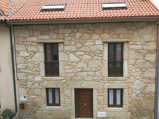 """Casa rural Camelle """"Casa dos avós"""""""