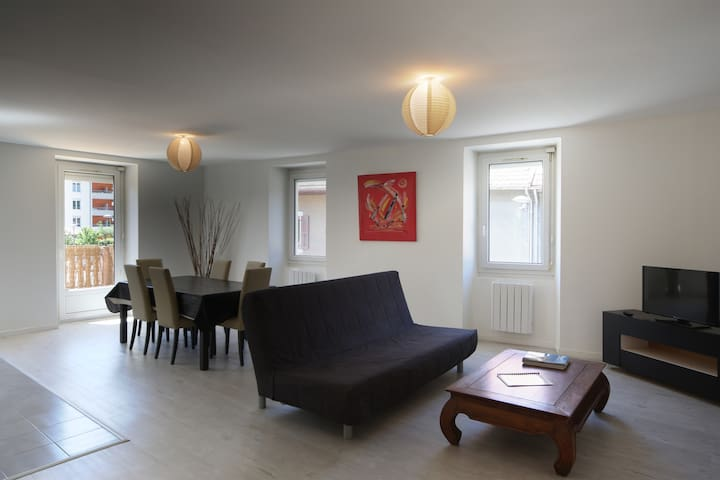 F4 at Bonneville's heart - Bonneville - Appartement