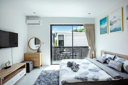 Perfect 3Bd Villa close to sea(GYM/POOL/TENNIS)