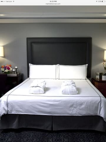 Luxury New York City Westside Suite