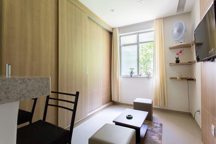 Cozy flat in Rio short or long term - Rio de Janeiro