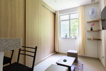 Cozy flat in Rio for long or short stay!!!! - Rio de Janeiro - Apartment