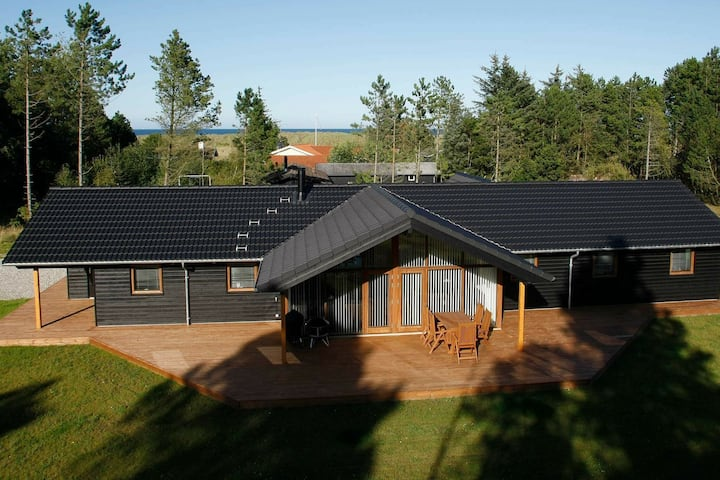 Quaint Holiday Home in Jerup near with Sauna