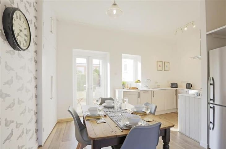 Luxury, Coastal, Cool in Southwold - Southwold - Daire