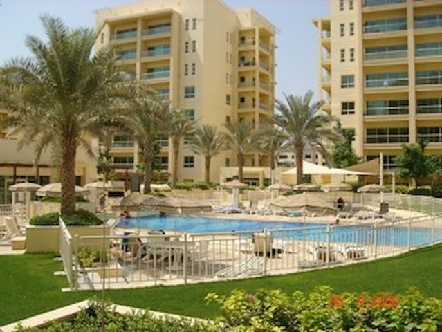 Peaceful 1BR in The Greens - Dubai - Apartemen