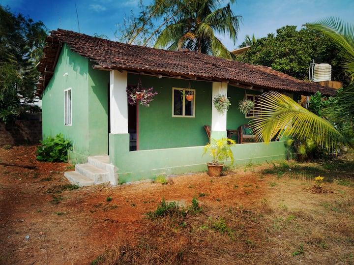 Morjim Beach, Authentic Goan Homestay