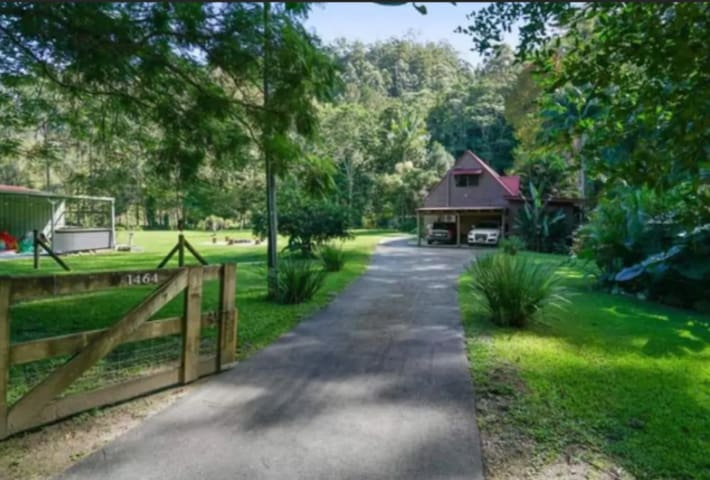 Surrounded by Nature - Backpackers Dream