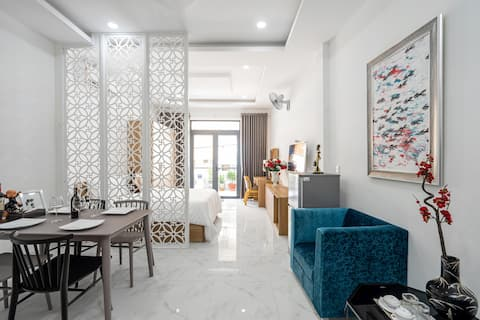 A Fully Staying For Me:BALCONY APT in Central City
