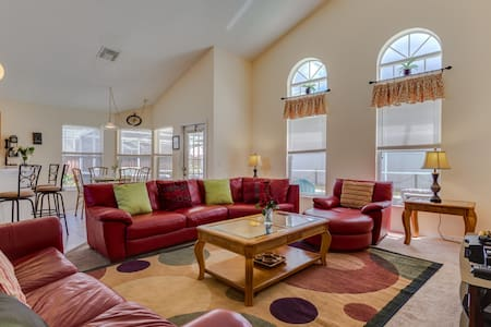 FULLY FURNISHED  4/3 POOL DISNEY HOME - Kissimmee