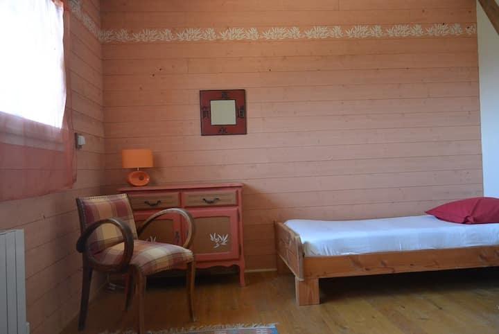 Chambre double ou triple - La Maison du Cairn