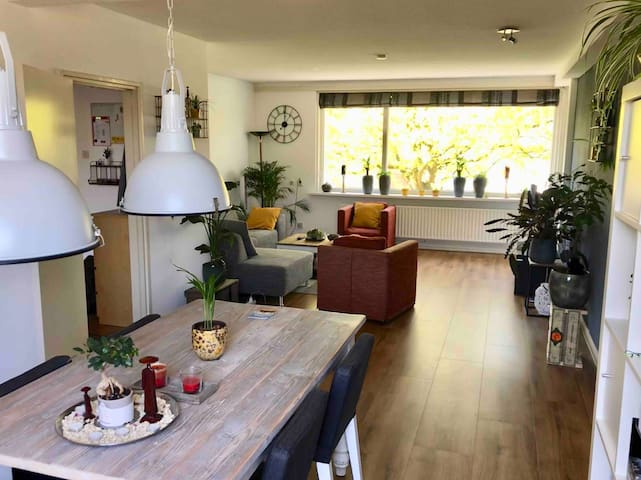 CLEAN apartment near city center of Groningen
