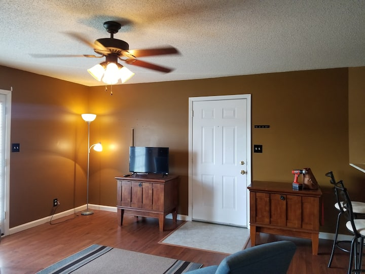 Cozy condo in Clarksville