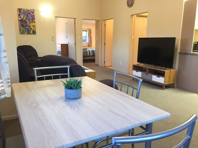 Private Apartment - close to town