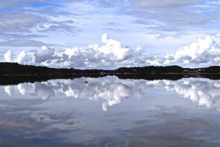 Hytteparadiset - Hosteland