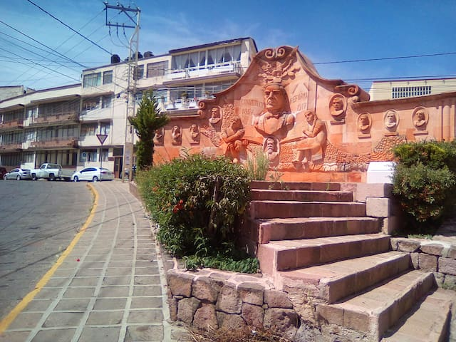 Amplio departamento en el centro de Zacatecas
