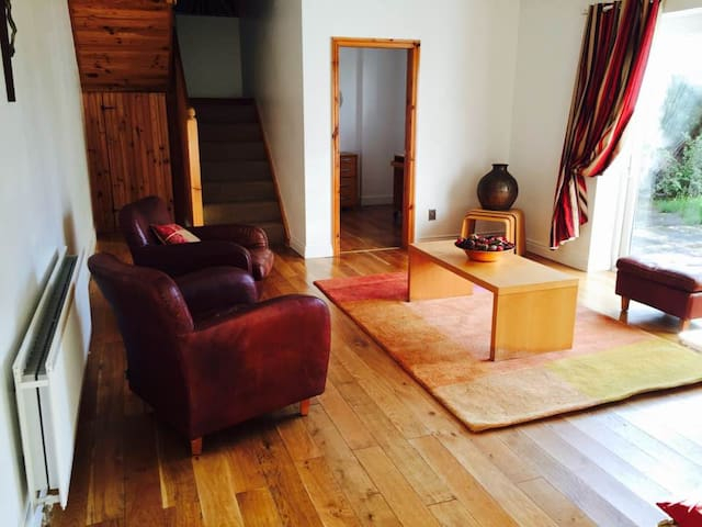 Quiet Basement Apartment.