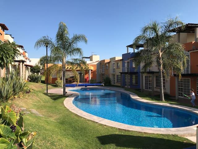 Casa en lago Chapala Ideal descanso - Jocotepec - House