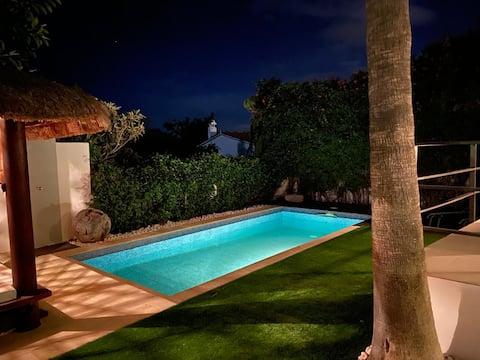 Costabella -Villa mit Pool zur Alleinbenutzung