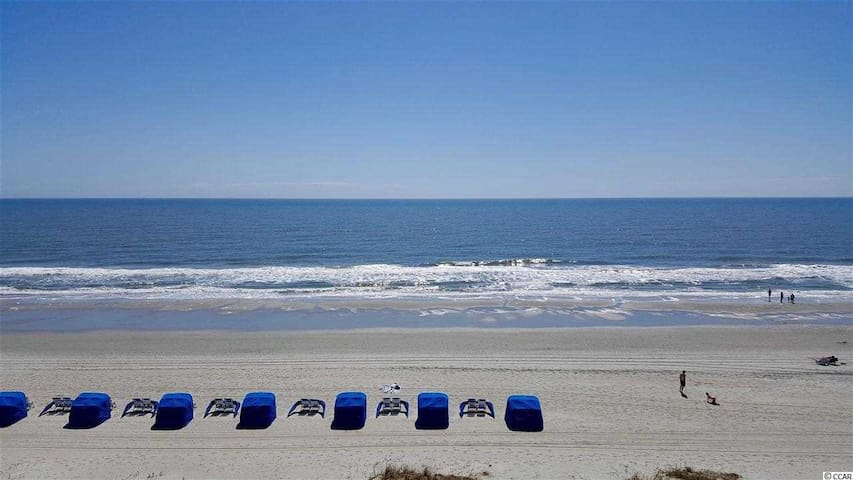 Direct Oceanfront Condo - Myrtle Beach - Wohnung