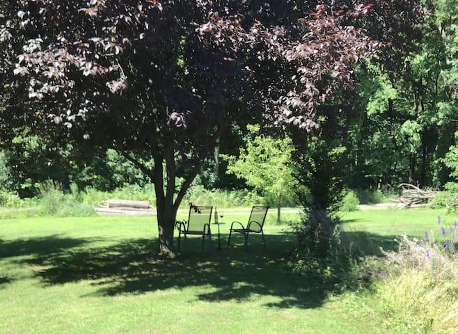 2-BDR Woodland Suite near Kent OH