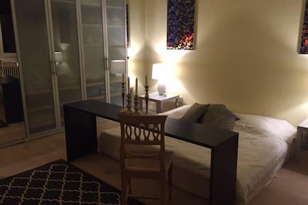 super gelegenes Zimmer in St Georg