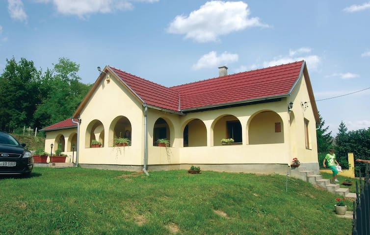 Holiday cottage with 1 bedroom on 90 m² in Polány