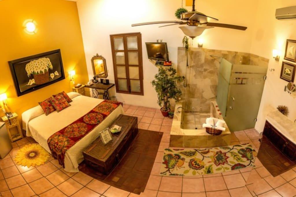 Los Alcatraces - Dormitorio 4