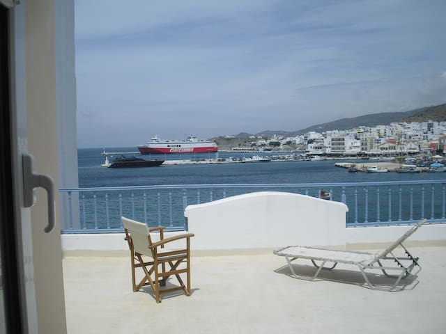 Old Port Apartments...... Fantastic Sea Views..