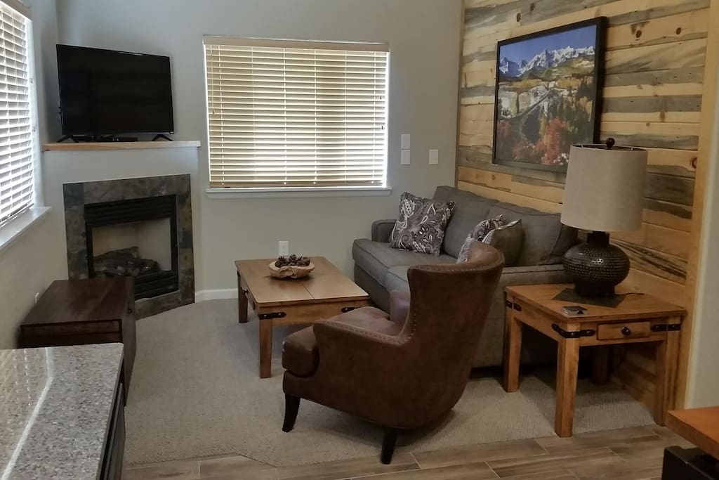 Living room, some details may