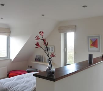 Double Ensuite Room - Wye Valley nr Ross-on-Wye - Walford - Bed & Breakfast