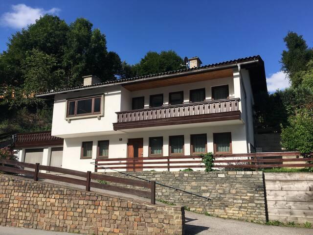 Ferienwohnung Pirchner in Steinach am Brenner